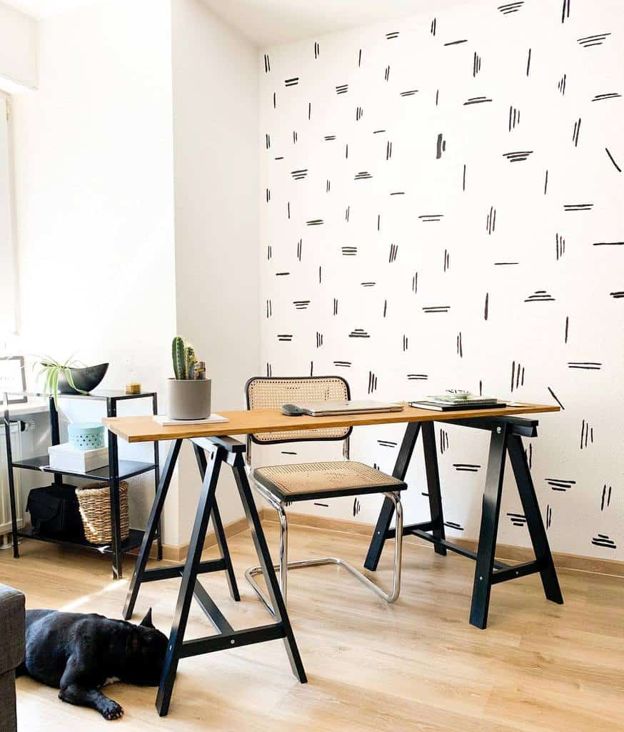 office diy wall decor ideas mariasantelia_blog