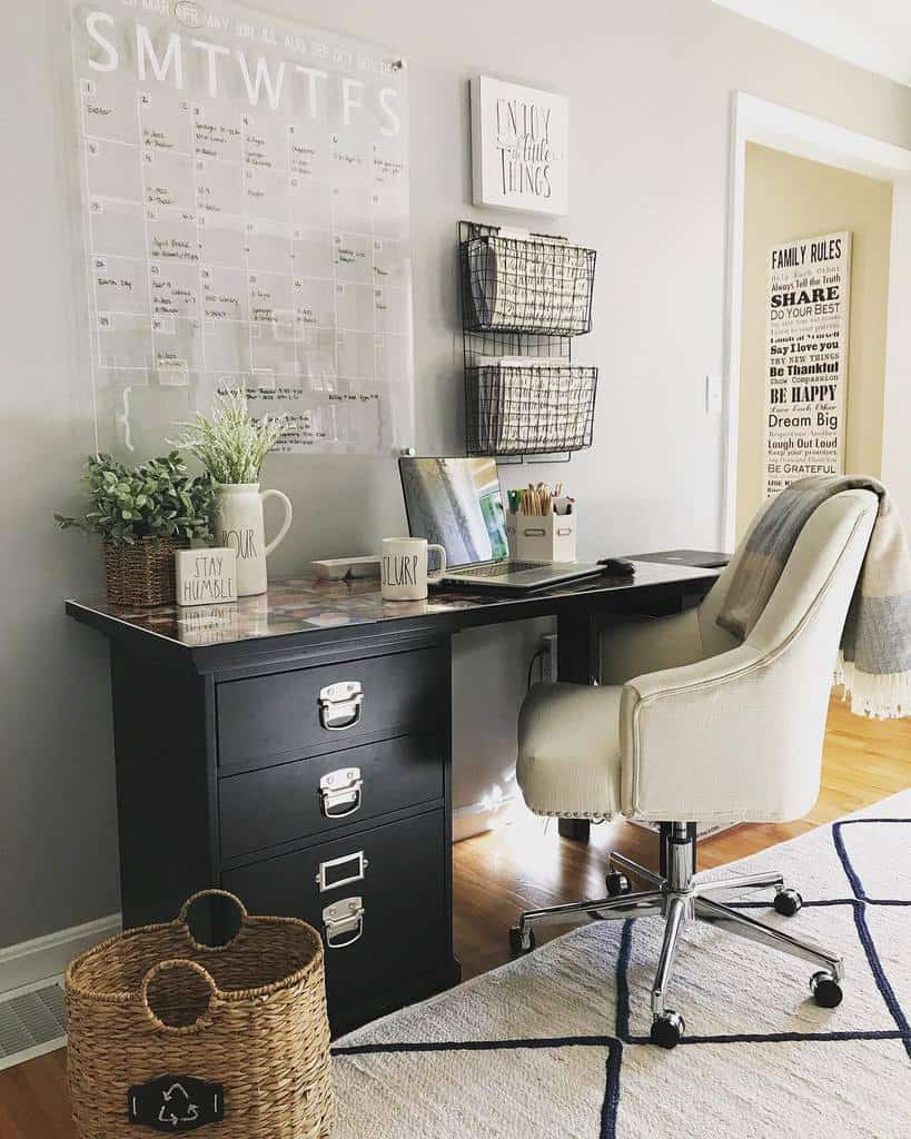 office diy wall decor ideas ondaisyhilldrive