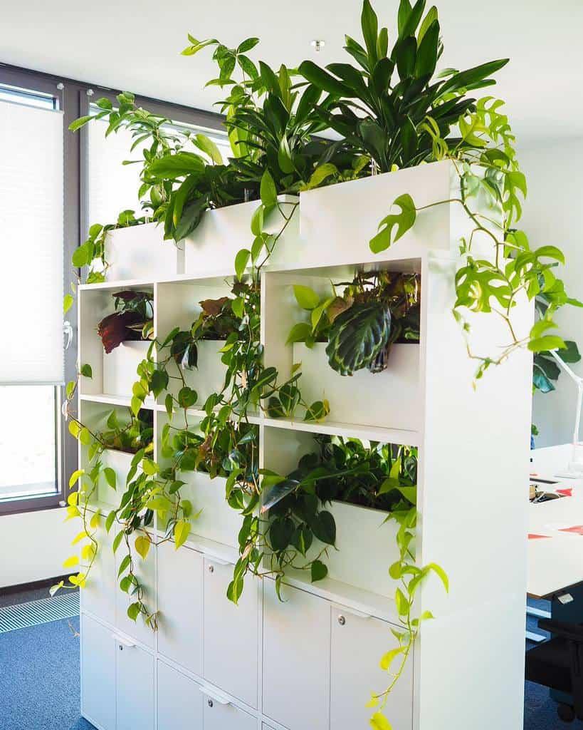 office indoor garden ideas aventyr.de