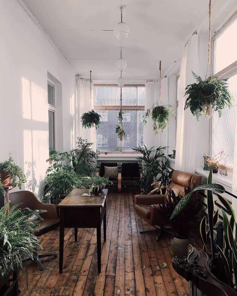 office indoor garden ideas guild