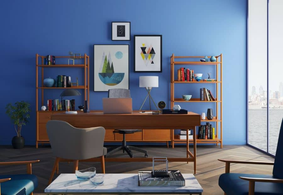 Office Picture Wall Ideas 1