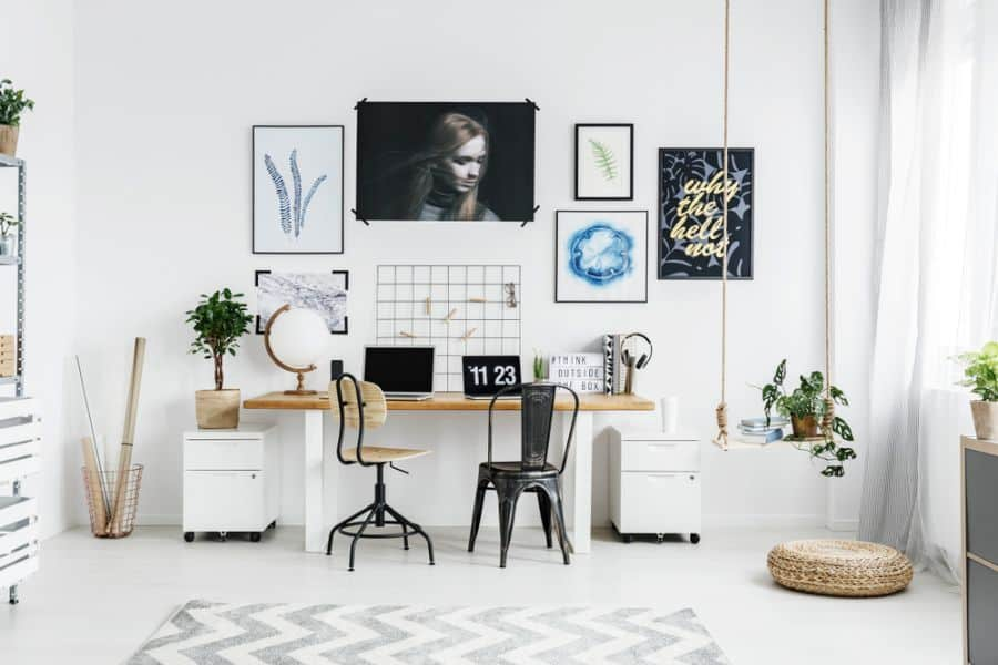 Office Picture Wall Ideas 2