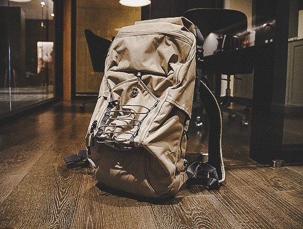 Office Review Mens Victorinox Deluxe Rolltop Backpack