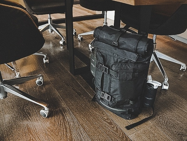 Office Review Mission Workshop The Rhake Laptop Backpack