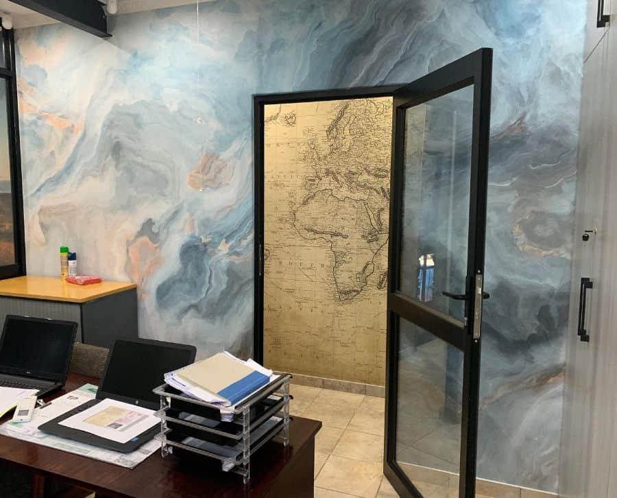 Office Wallpaper Decor Decorwallpapers