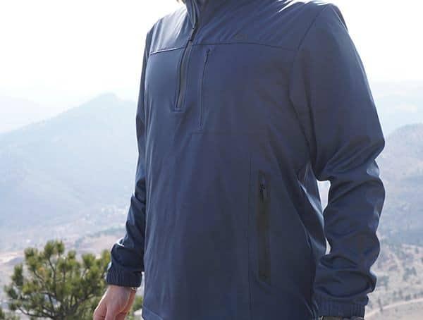 Ogio All Elements Strech 1 4 Zip Jacket For Men Outdoor Field Test