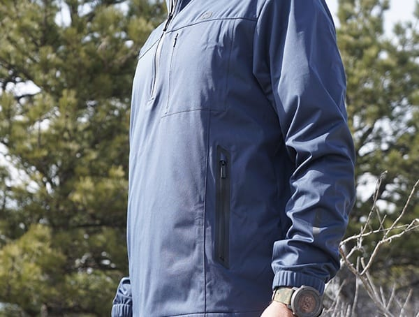 Ogio All Elements Strech 1 4 Zip Jacket For Men Review