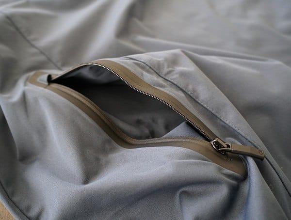 Ogio All Elements Strech Wind Jacket Side Pocket