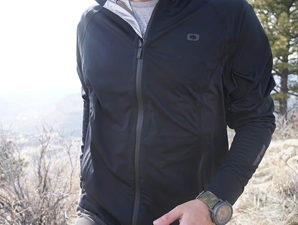 Ogio Alpha All Elements Elite Rain Jacket For Men Outdoor Hiking Field Test