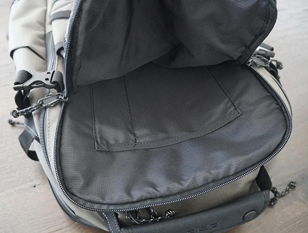 Ogio Alpha Convoy 525 Backpack Interior