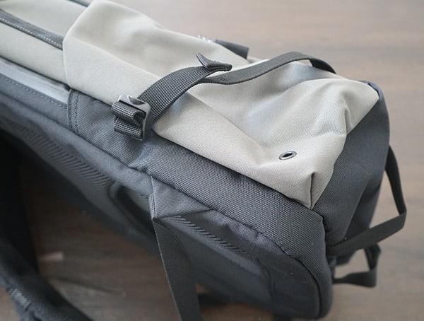 Ogio Alpha Convoy 525 Backpack Large Water Bottle Side Pockets