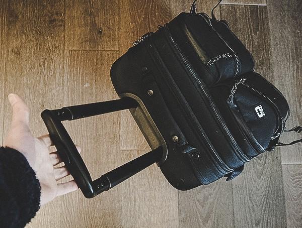 Ogio Alpha Convy 522s Travel Bag Reviews