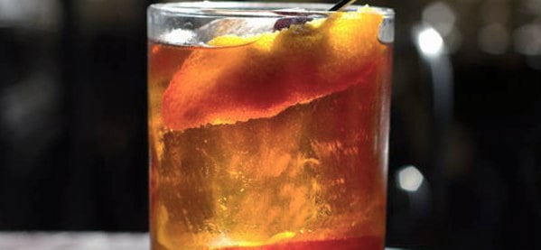 Old Fashioned Cocktail Drinks
