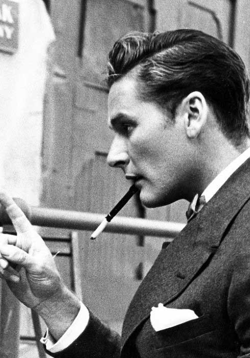 1930s Hairstyles For Men - 30 Classic Conservative Cuts
