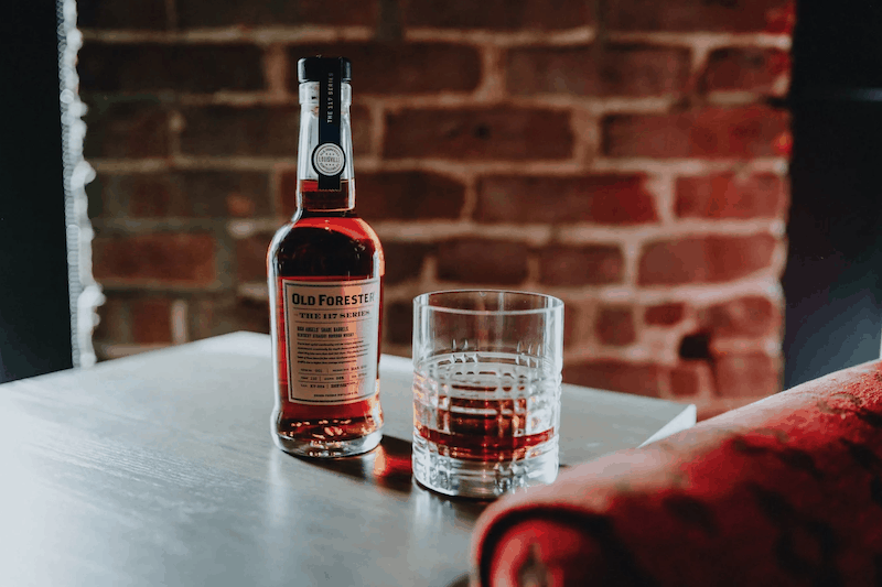 Old Forester Launches 117 Series with High Angels' Share