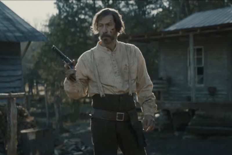 Cowboys, Gunslingers, and Stolen Loot Collide in 'Old Henry' Trailer