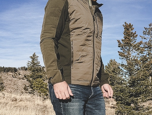Olive Kuhl Wildkard Hybrid Hoodie For Men Review