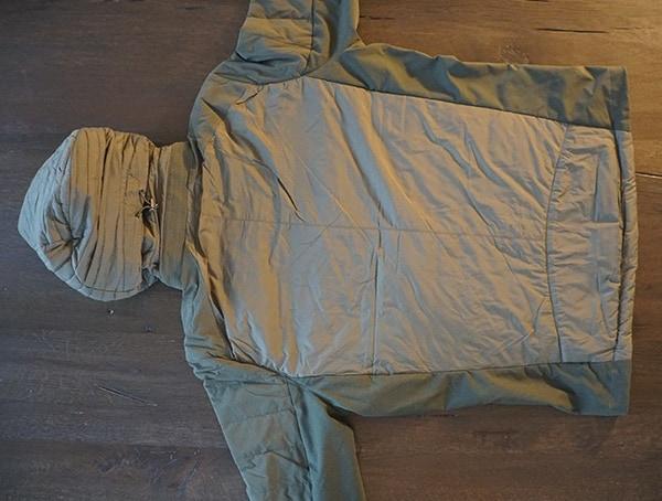 Olive Kuhl Wildkard Hybrid Jacket For Men Back