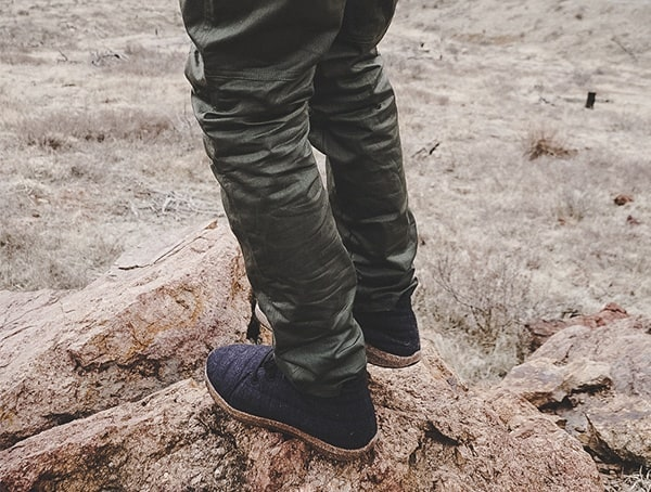 Olive Mens United By Blue Cartwright Pants Review