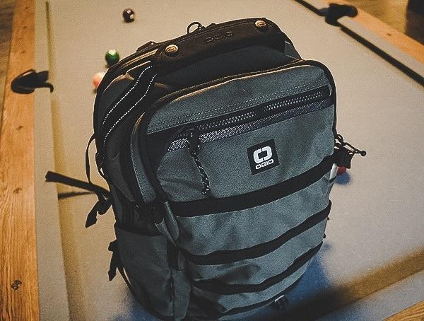 Olive Ogio Alpha Convoy 525 Backpack Reviews