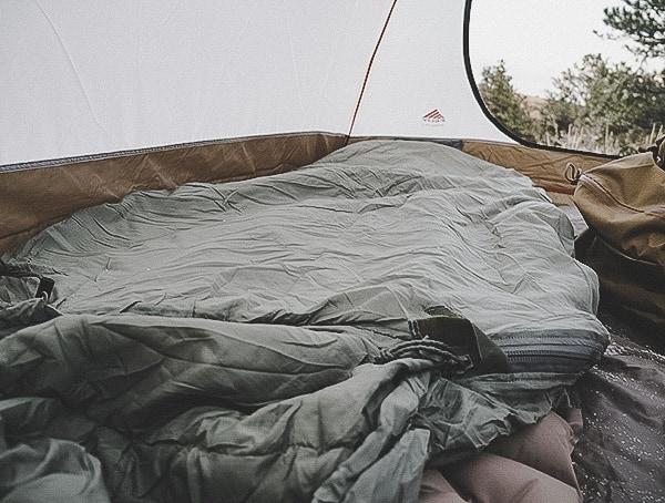 Olive Review Kelty Military Varicom Delta 30 Degree Usa Sleeping Bag