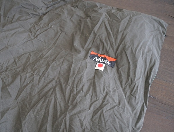 Olive Takibi Kake Futon Down Blanket