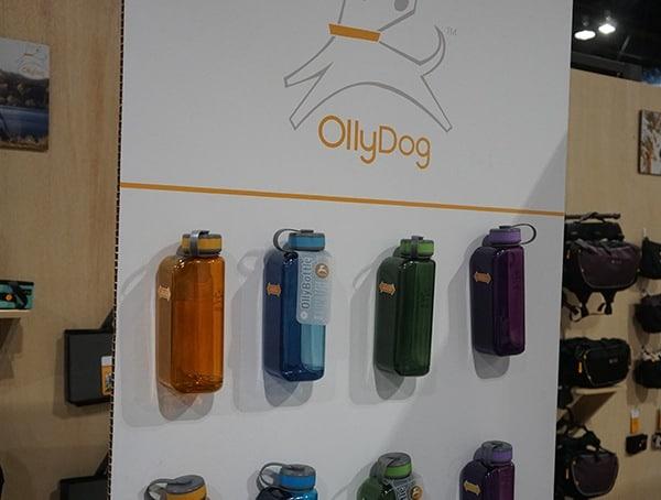 Ollydog Water Bottles Outdoor Retailer 2018
