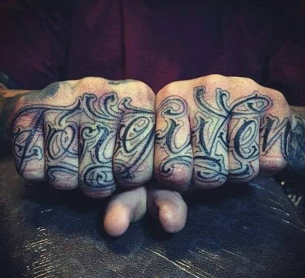 Hand Tattoos For Men Words Best Tattoo Ideas