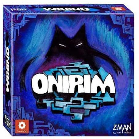 z man games onirim solo board game