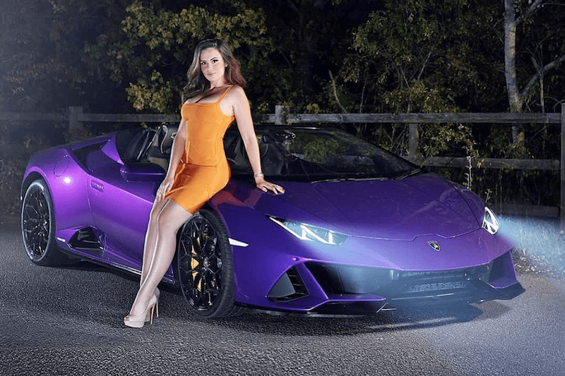 Ex-Cop Makes $2.3 Million on OnlyFans and Buys a Lamborghini