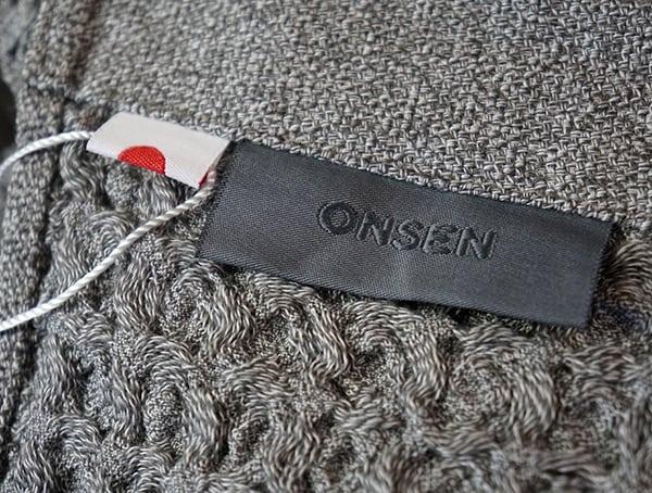 Onsen Towel Logo