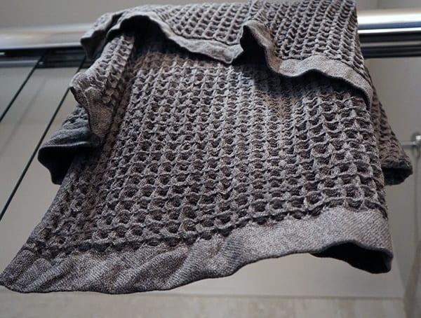 Onsen Towel Review Wet