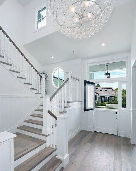 Open Foyer Design