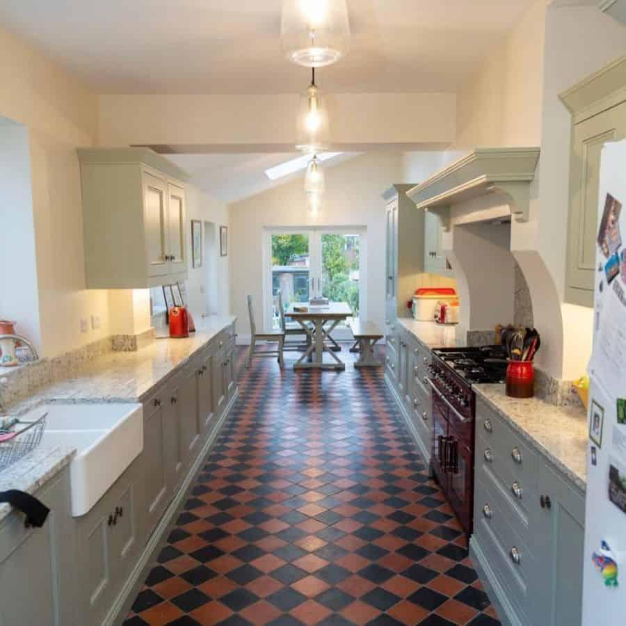 open galley kitchen ideas aristocraftkitchens.bedrooms