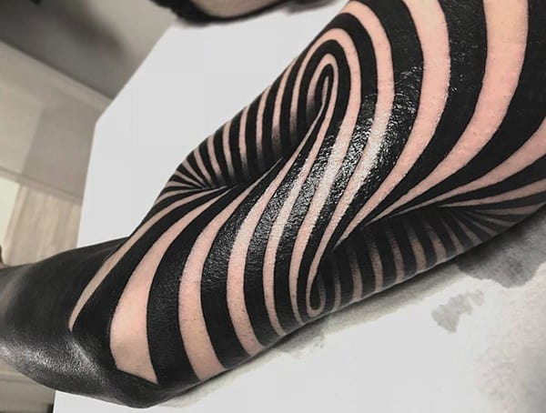 Optical Illusion 3d Tattoo Styles