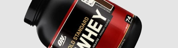 Optimum Nutrition Gold Standard Whey Protein For Men