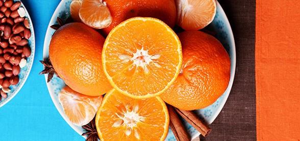 Oranges Pre Workout Snack