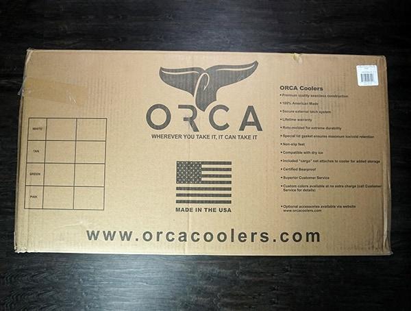 Orca 75 Cooler Box