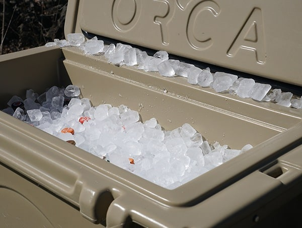 Orca Classic 75 Quart Cooler Field Test With Ice