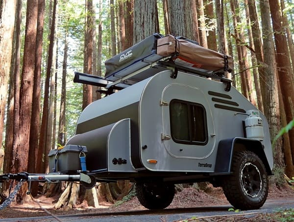 Oregon Trail R Terradrop Off Road Camper