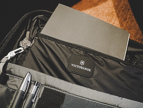 Organization Pockets Victorinox Spectra 2 0 Dual Access Global Carry On Bag Review