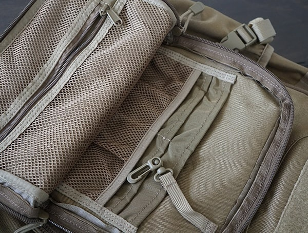 Organizational Compartment Elite Survival Systems Pulse 24 Hour Backpack