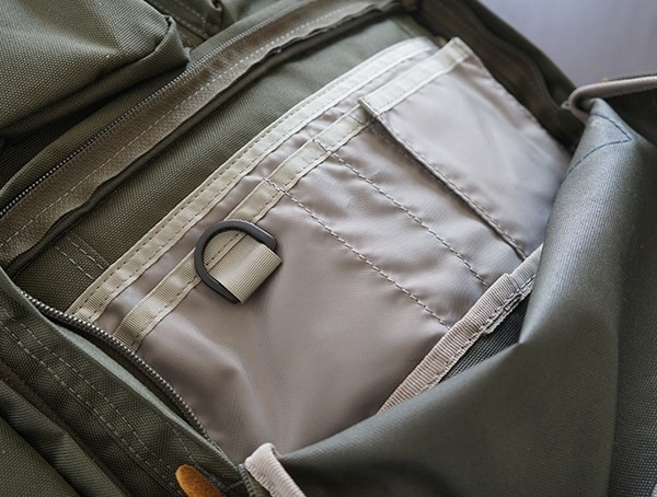 Organizational Pockets United By Blue 24l Arid Backpack