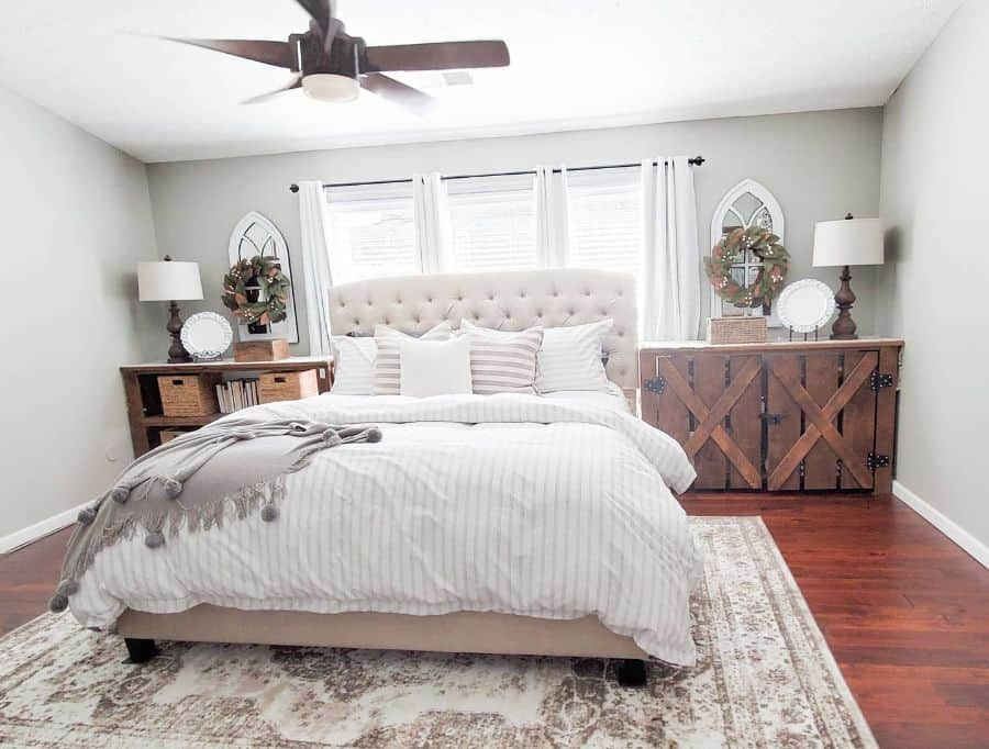 organized bedroom ideas cammiscountry