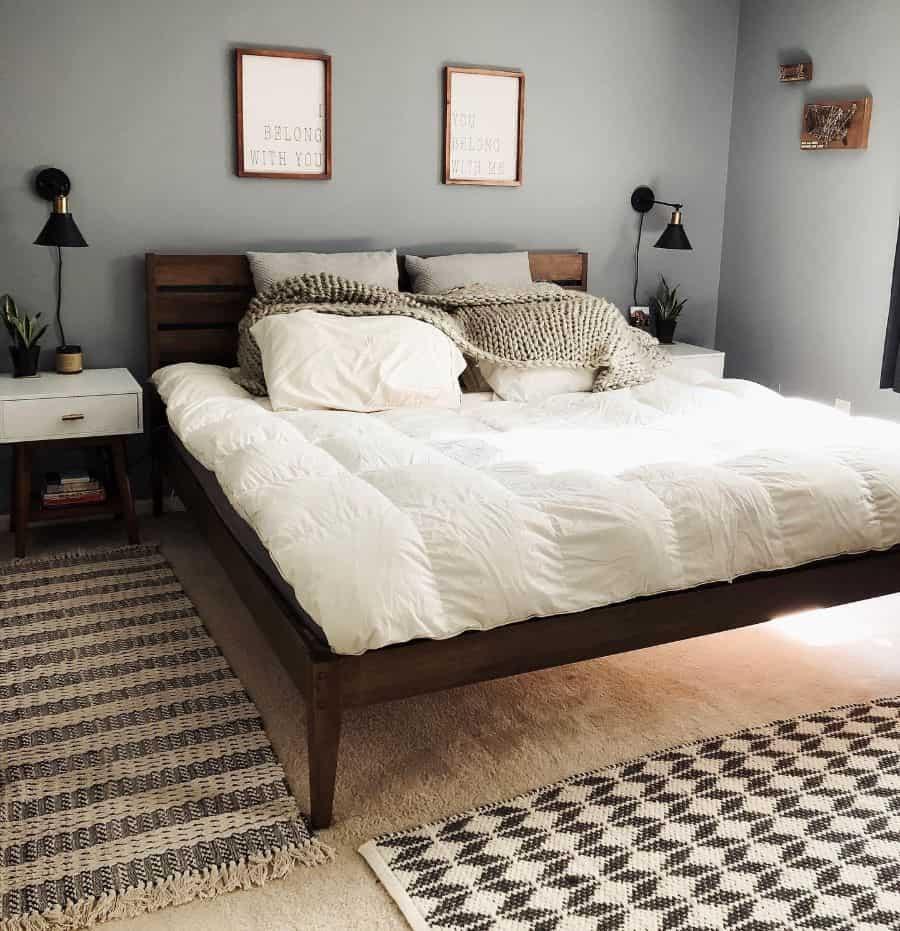 organized bedroom ideas humblehomediy