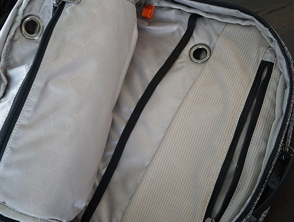 Organized Main Compartment Smarter Than Most Myth Backpack