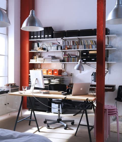 Small Home Office Ideas For Men And Women: Home Office Ideas For Men