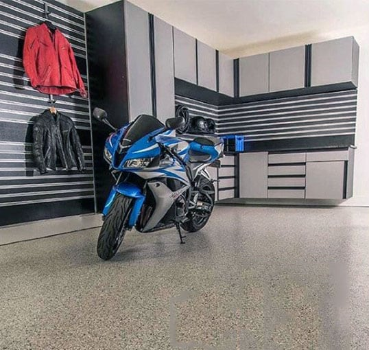 Garage Design Cool Garages: 100 Garage Storage Ideas For Men