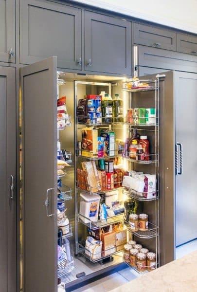 Organizing Kitchen Pantry Ideas