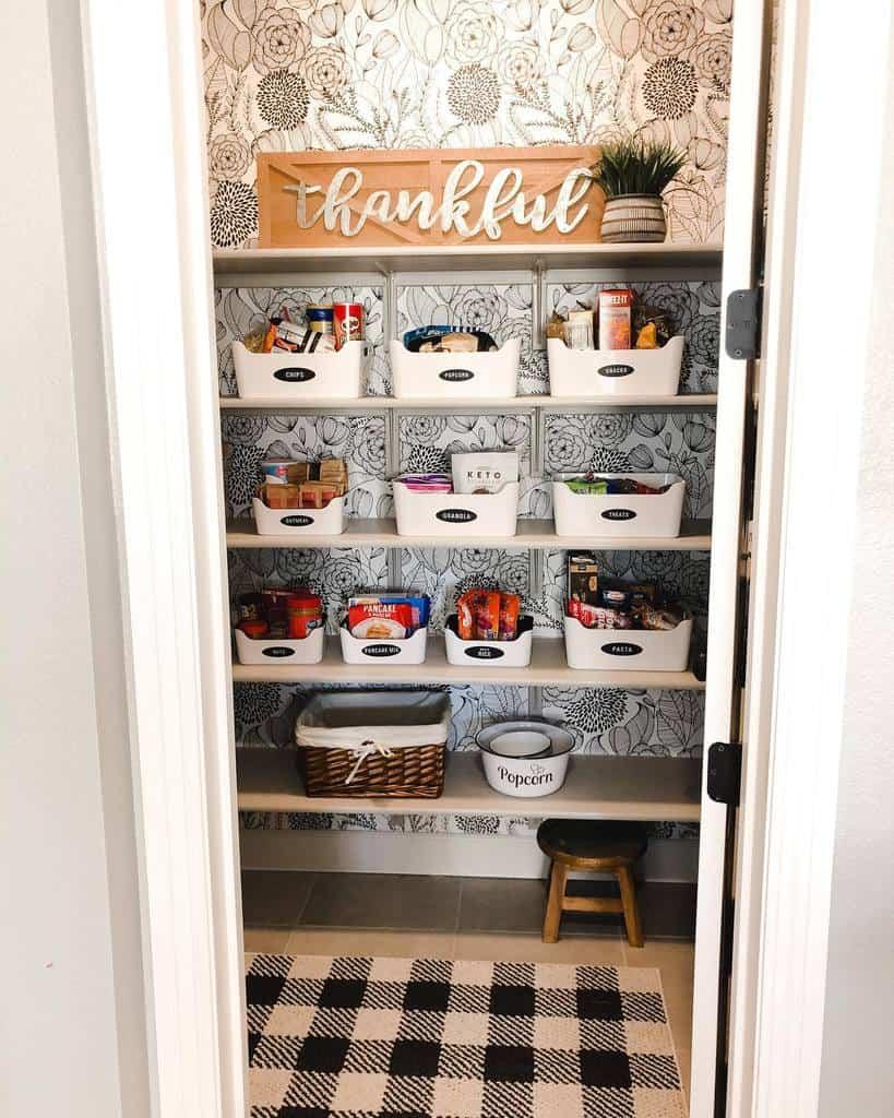 organizing small pantry ideas adiydreamer